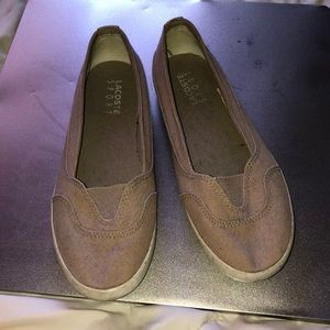 Lacoste slip on shoes
